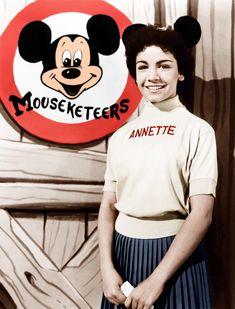 Annette Funicello 1942- April 8, 2013