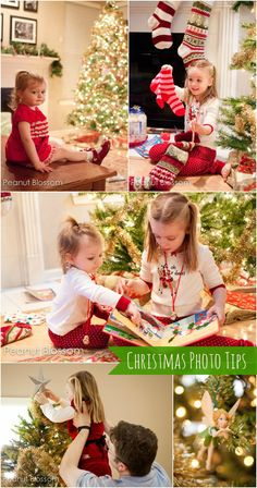 Planning to take your own holiday card photo this year? Check out these great Christmas photography tricks to make your shot sparkle!