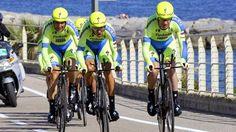 """Cronache terrestri: Giro, Contador: """"Partiti subito alla grande"""". Aru: """"Ho la cattiveria giusta"""""""