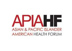 """Asian & Pacific Islander American Health Forum """"Mission APIAHF influences policy, mobilizes communities, and strengthens programs and organizations to improve the health of Asian Americans, Native Hawaiians, and Pacific Islanders."""" #Asianamerican"""