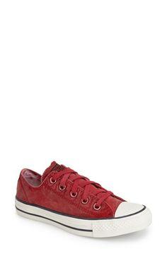 Converse Chuck Taylor® All Star® 'White Wash Ox' Sneaker canvas days ahead, black sz7.5 59.95