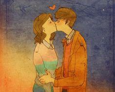 Beijo vida !