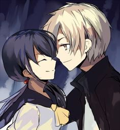Corpse Party i ship them. Corpse Party, Tortured Soul, Rpg Horror Games, Rpg Maker, Witch House, Ghost Stories, Manga, Anime Comics, Friends Forever