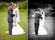 Bride and Groom » Matthew Douglas Photography | Greens & Beans Floral Design