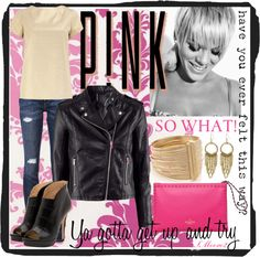 """""""P!nk Concert"""" by smoore2 on Polyvore"""