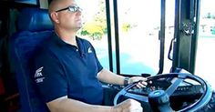 Bus Driver Gets A Strange Feeling About A Child Passenger, Then Looks Down At His Feet And Sees It