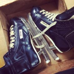 Bauer - Brogue skates