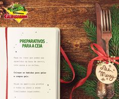 Preparativos para a ceia - Parte 2 — Supermercados Guanabara