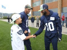 Seahawks make another Wish come true