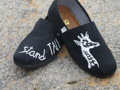 Stand Tall Giraffe Style Toms