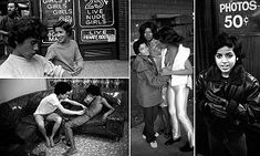 In the 1970s, pimps and prostitutes haunted Times Square. Photographer, Stephen Shames, captured daunting images of underage prostitutes in the late 70s in his new photo series.