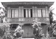 this house has seen better das but it still shows its elegance. alburquerque bohol