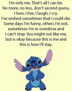 Funny Poems, Funny True Quotes, Sarcastic Quotes, Cute Quotes, Lilo And Stitch Memes, Bff Sweatshirts, Stich Quotes, Normal Quotes, Lelo And Stitch