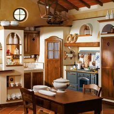 Lo stile Toscano per cucine classiche | Cucina | Pinterest ...