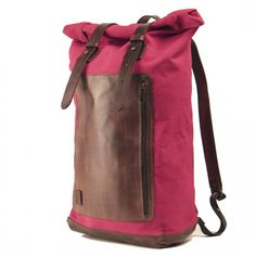 Red Walden Backpack Bag