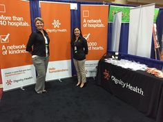 2014 CPTA Annual Conference. #Dignityhealthcareers