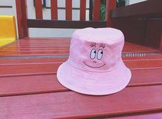 พรอมสง Bucket hat : barbapapa Color : Pink pastel Price : 250 baht/piece Free size : 22-23 inch Free regis (EMS 20 baht)  ใครสนใจกดคลกลงตรงไบโอเลยนะคะ  #buckethat #kumamon #hat #thailand #DIY #handmade #homemade #barbapapa #disney #ShopeeTH #china #taiwan #hipster #zakka #sale #kumamonthailand #kumamonland #shopping #bear #くまモン #japan #cute #คมะมง #taiwanshop #มมน #barbapapathailand #barbapapalover #barbapapafamily #hongkong #hk by lafille_buckethat