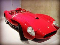 Ferrari legend: 250 Testa Rossa 1957 designed by Scaglietti. #Ferrari #250TR #testarossa #scaglietti #spider #exoticferrari #ferrariclassiche #ferrarilegends