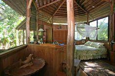 Check out this awesome listing on Airbnb: Nature Cottage at Hawaiian Retreat - Cabins for Rent in Pāhoa