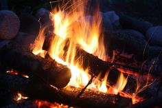 A study reveals the secrets to the perfect fire -- and they can't be changed, ever.