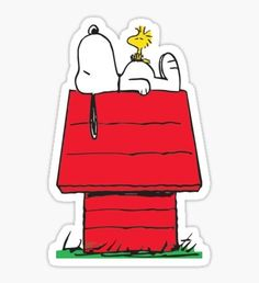 'Snoopy (Charlie Brown)' Sticker by skotnisssa Stickers Cool, Cartoon Stickers, Tumblr Stickers, Printable Stickers, Laptop Stickers, Cartoon Art, Snoopy Birthday, Birthday Memes, Happy Birthday