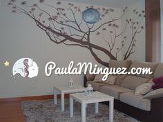 Todo lo que necesitas saber sobre murales decorativos pintados a mano. Me llamo Paula Mínguez y puedo ayudarte a personalizar de forma única tu hogar.
