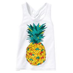 t-shirt ananas