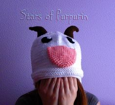 Poro Gorro/Hat League of Legends LOL por StarsOfPurpurin en Etsy