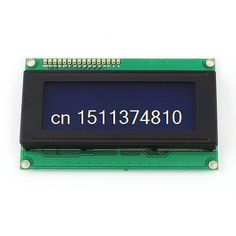 LCD Screen 2004 20x4 Character Display Monitor Module Blue Backlight #Affiliate