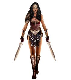 BATMAN VS. SUPERMAN Costume Designer Teases Wonder Woman's Look
