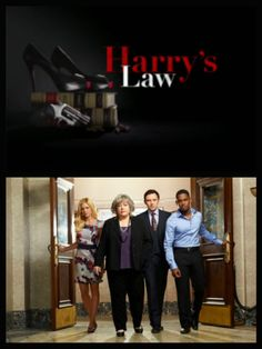 Harry's Law (2011-12) Kathy Bates, Nate Corddry, Brittany Snow, and Aml Ameen