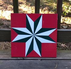 Your place to buy and sell all things handmade Painted Signs, Painted Rocks, Hand Painted, Barn Quilts For Sale, Amish Pennsylvania, Christmas Star, Diy Signs, Rustic Barn, Quilting Designs
