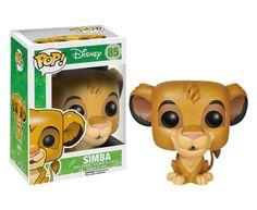 POP! The Lion King: Simba Vinyl Figure 1