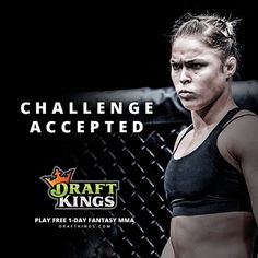 McGregor or Alvarez for the belt? Pick 6 #UFC205 fighters, win your share of $300K! Free to play w/ 1st deposit! #ad http://dkng.co/Rousey205
