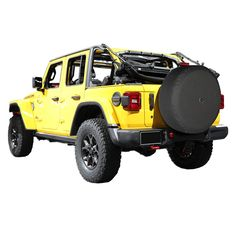 Smittybilt 596301 Full Door Storage Bag Fits 2007-2015 JK Wrangler Black Pair