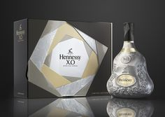 Hennessy X.O Extra Old Cognac Limited Edition