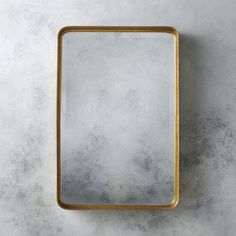 You'll love the Antique Gold Rectangle Mirror at Wayfair - Great Deals on all Décor  products with Free Shipping on most stuff, even the big stuff.