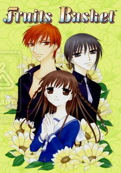 Fruits basket (DVD ANIMACIÓ FRU)