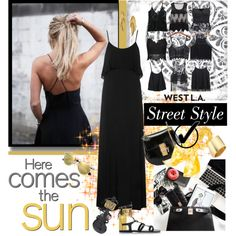 Southern California Sun by jacque-reid on Polyvore featuring Topshop, Ancient Greek Sandals, Chloé, Kenneth Jay Lane, LeiVanKash and Missoni