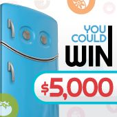 Enter our new Stuff Your Fridge Sweepstakes and put a smile on your fridge. The Baltimore Sun is giving away thousands of dollars in Safeway gift cards each week for 13 weeks. Enter at the link below, and be sure to share with your Facebook friends for an additional entry!