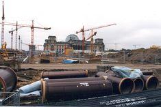 1999 Berlin - Umbau des Reichstagsgebäudes ☺