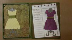 SU dress form - die/framelit