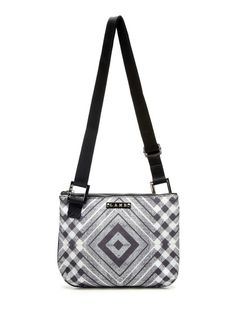 Just bought this one too... I NEED a Disneyland/travel bag! Right?! Geo Print Crossbody by L.A.M.B. on Gilt.com.