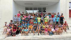 "FOTO – Peste 100 de copii in Tabara de vara ""Sfantul Apostol Andrei"" de la Lugoj"