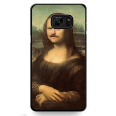 Ron Swanson Monalisa TATUM-9319 Samsung Phonecase Cover For Samsung Galaxy Note 7