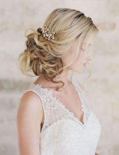 15 Simply Chic Updos for your Bridesmaids - Betty Lu Paperie