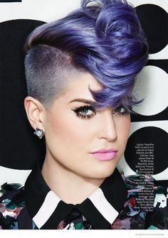 {Grow Lust Worthy Hair FASTER Naturally} ========================== Go To: www.HairTriggerr.com ========================== Kelly Osbourne Has Really Transformed Over the Years! This Pastel Punk Rock Look Is Stunning!!!