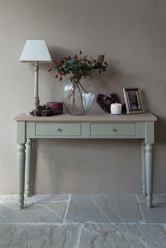 Neptune Living Occasional Tables - Suffolk Console Table - can be painted any colour