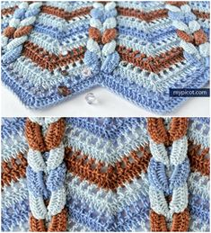 Try this cozy square with your new blanket, pillow or like a decor motif on the extra stuff. Consider which color to choose. Enjoy!Full article