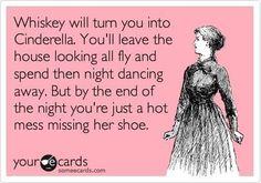 oh whiskey...